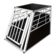 vidaXL Dog Transport Cage L