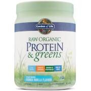 Garden of Life Raw Organic Protein And Greens - Vanilla - 411g