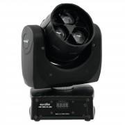 EuroLite LED TMH FE-300 3 x 12W QCL Efecto Beam/Flower