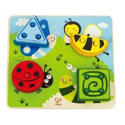Hape Early Build-A-Bug Explorer Sorter Puzzle