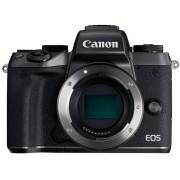 Canon Híbrida Canon EOS M5 Sin objetivo Negro
