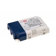 Mean Well LCM-25 (konstans áram) kimenetű dimmelhető tápegység