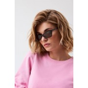''Gina Tricot'' ''Elin sunglasses'' Brown ONESZ
