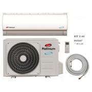 Aparat de aer conditionat Platinium PF-09DC, Kit de instalare inclus, Clasa A++, Control activ de energie (Alb)