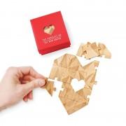 Дървен Пъзел – Сърце