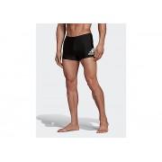 adidas Boxer de natation Badge Fitness - Black / White, Black / White - 36 inch