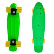 "Penny Board Verde/Galben 22,5"""