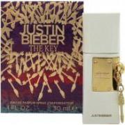Justin Bieber The Key Eau de Parfum 30ml Sprej