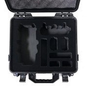 Red Rock Carrying Case for DJI Mavic Pro And Accessories - Waterproof, Compact, Durable and Lightweight