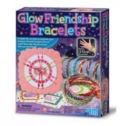 4M set svjetleće narukvice prijateljstva