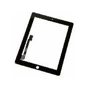 Geam touchscreen Apple iPad 3, iPad 4 negru