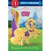 Rapunzel's Perfect Pony (Disney Princess: Palace Pets), Hardcover/Random House Disney