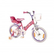 Bicicleta Minnie Mouse 16 CYCLES