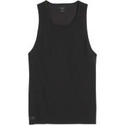 Icebreaker M's Anatomica Tank Black/Monsoon 2019 S Supertunna underställströjor i merino