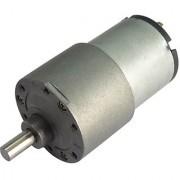200 RPM 12v DC Offside Gear Motor - Side Shaft