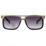 Occhiali da sole dhomy alvez gold-matt black/grey d00585