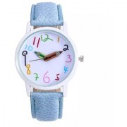 Best quality 2018 Unisex Fashion Watch Faux Leather Band Women Analog Quartz Sport Wrist Watch Watches reloj mujer relog