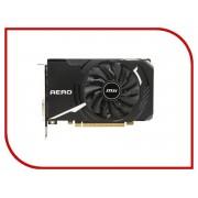 Видеокарта MSI GeForce GTX 1060 1544Mhz PCI-E 3.0 6144Mb 8008Mhz 192 bit DVI 2xHDMI HDCP GTX 1060 AERO ITX 6G OC / 912-V328-086