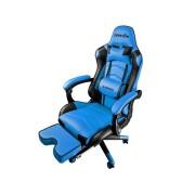 RaidMax DK709BU Gaming Chair Black/Blue