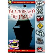 The Mystery of Blackbeard the Pirate, Paperback/Carole Marsh