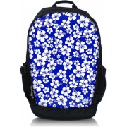 Laptop rugzak 15.6 inch klavertje 5 blauw - Sleevy