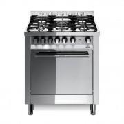 LOFRA M76MF C Cucina a Gas con Forno Ventilato, 70x60cm, 9 Programmi, 4 Fuochi + Tripla