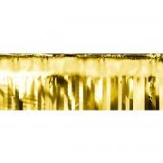 Banner auriu - 18 x 400 cm