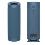 SPEAKER, SONY SRS-XB23, Portable, Bluetooth, light blue (SRSXB23L.CE7)