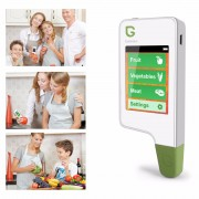 GREENTEST 2 Digital Food Nitrate Tester Fruit Vegetable Meat Nitrate Detection Safety - EU Plug
