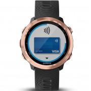 GARMIN Forerunner 645 Music Różowo-złoty zegarek do biegania 010-01863-33 GRATIS WYSYŁKA DHL GRATIS ZWROT DO 365 DNI!! 100% ORYGINAŁY!!
