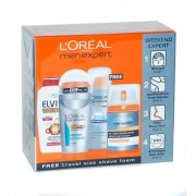 SET MEN EXPERT WEEKEND - L' Oreal - 4 PIEZAS