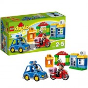 Lego Duplo Ville My First Police Set, Multi Color