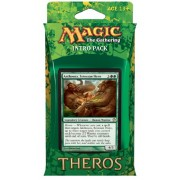 Magic the Gathering (MTG) Theros Intro Pack - Anthousas Army Theme Deck (Includes 2 Booster Packs) G