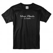 Silver Wheels La Familia Barn T-shirt