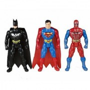 Avengers marvel DC characters Action figures (Spiderman superman Batman)
