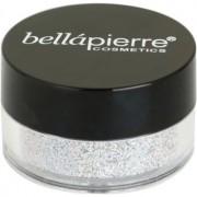 BelláPierre Cosmetic Glitter purpurina para maquillaje tono Spectra 3,75 g