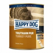 Happy Dog Pur 6 x 800 g - Mix: Agnello, Tacchino, Manzo, Bufalo, Cavallo, Anatra