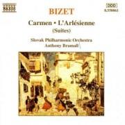 G. Bizet - Arlesienne / Carmen Nos.1 (0730099506120) (1 CD)
