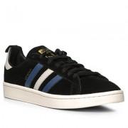Adidas ORIGINALS Schuhe Herren, Velours, schwarz