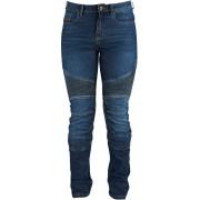 Furygan Purdey Ladies MC Jeans 42 Blå