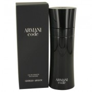 Armani Code For Men By Giorgio Armani Eau De Toilette Spray 6.7 Oz