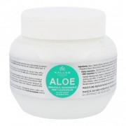 Kallos Cosmetics Aloe Vera 275 ml regenerační maska pro poškozené vlasy pro ženy