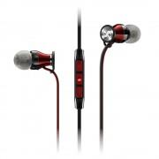 HEADPHONES, Sennheiser MOMENTUM In-Ear i - iPhone, Microphone, Red (506231)