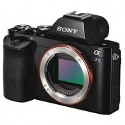 Sony Alpha 7s kamerahus