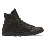 Shoes Converse Chuck Taylor All Star Hi Leather Black