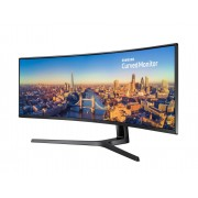 "Monitor VA, SAMSUNG 48.9"", Professional GAMING, Curved 1800R, LED, 5ms, 3000:1, HDMI/DP, 3840x1080 (LC49J890DKUXEN)"