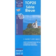 Wandelkaart - Topografische kaart 1329ET La Rochelle - Anse de l'Aiguillon | IGN