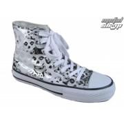 cipele DRAVEN - Misfits RANDOM - MCMF028 Crno / Bijelo