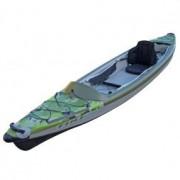 BIC Kayaks Aufblasbares Kajak BIC YAKKAir Full HP 2 Fishing
