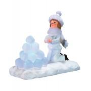 Светодиодная фигура Markslojd Solbo белый/прозрачный 700155